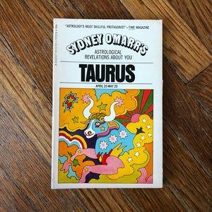 1969 print  - Astrological Revelations - Taurus